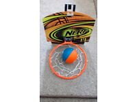 Nerf Basketball Set