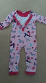 Christmas onesie age 3-4
