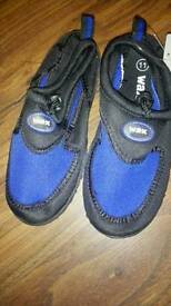 Surf/beach shoes size 11