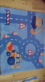 Children's rug from Next.