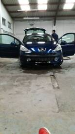 For sale my Peugeot 207