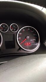 AUDI A2 SE FSI 1.6 PETROL SERVICE HISTORY CAMBELT AND WATER PUMP RECENTLY CHANGED