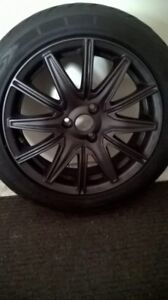 2013 rims and tire