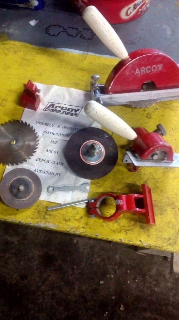 Arcoy drill attachments