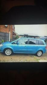 Zafira 2006 - automatic (gear fault) *price reduced*