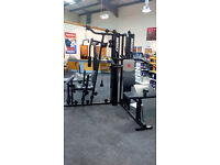 Marcy Multi gym pre owned ( 2 station)