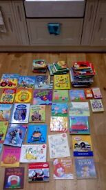 Childrens book collection approx 80.