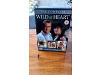 Wild at Heart Dvd Boxset - Series 1 - 7 Plus Feature Length Finale.