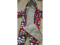 Baby Boden snowsuit 12-18 mnths