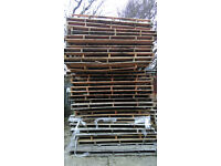 FREE Pallets Over Sized Good Fire Wood, Shed Floors