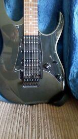 Ibanez RG550 the ultimate rock guitar made in Japan 2002