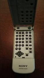 Mini Hifi Sony CD player