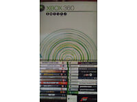 XBox 360 60Gb Boxed + 1 controller & 25 Games