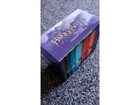 Harry Potter book collection, paper back