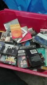Cassettes box full. 60 70 80 90