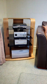 Sony Hi Fi two box system withmatching speakers