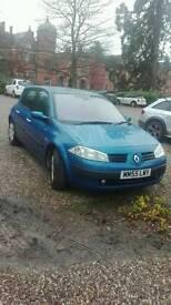 Renault megane Perfect condition