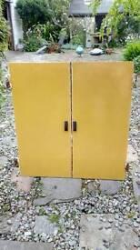 Vintage / Retro cupboard doors