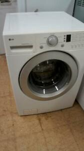 2 100 % WORKING FRONT LOAD WASHERS(DRYERS ALSO AVAILABLE) *WITH NO DEFECTS *