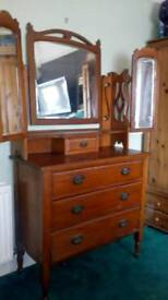 Oak drawers £35 ono
