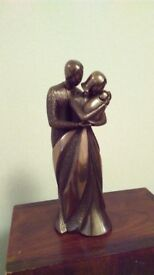 Genisis Bronze - Couple and Baby