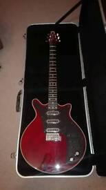 Burns Brian May Signiture Guitar