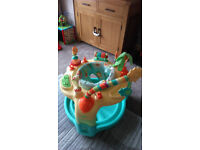 Bright starts baby activity play gym