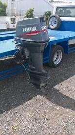 Outboard Yamaha