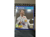 FIFA 18 PS4 - NEW (still in the wrap)