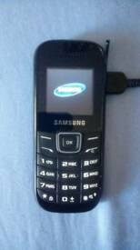 SAMSUNG MOBILE ONLY FOR 5 POUNDS