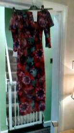 Brand new size 12 of shoulder dress pictures don't do justice £5 bargain