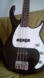 Peavey Milestone III Bass guitar for sale £80