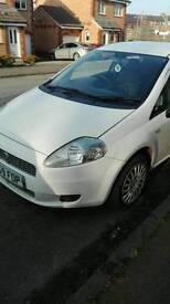 (59) Fiat punto active sports