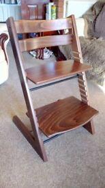 Stoke high chair