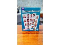 DVD Outnumbered Boxset - Complete Series 1-4 in Excellent condition as Unused.