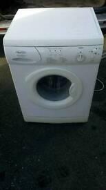 Hotpoint washing machine 1300 spin