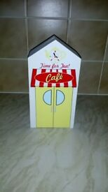 Cafe' Playset Toy in very good condition for 4yrs and over