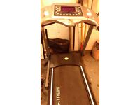 New Fitness DS01 Running Machine / Treadmill