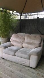 FREE 2 seater and 3 seater sofa FREE, MUST COLLECT