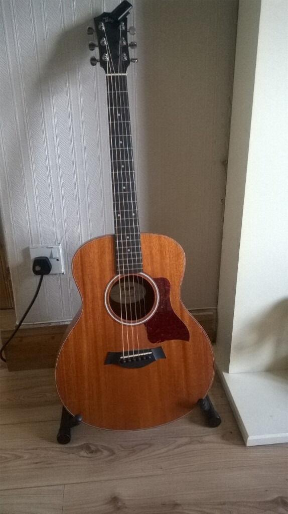 Taylor GS Mini Acoustic (Mahogany) £350 ONO