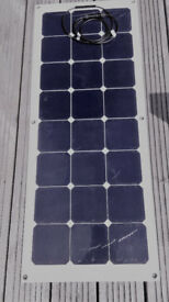 Great XMAS Presents! Flexible Solar Panels 75W+20W 50W 100W 140W TITAN ENERGY UK