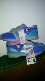 Girls BN trainers size 3