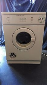6kg creda energy save vented tumble dryer for sale
