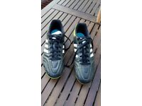 Adidas football boots size11. Used only once and in great condition.