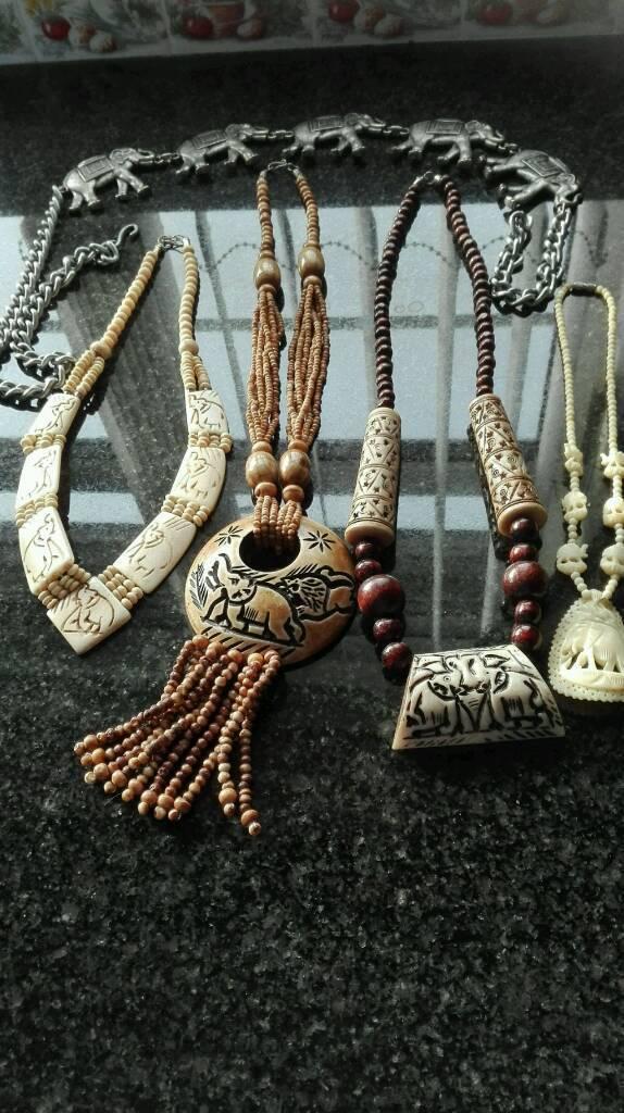 Elephant Costume Jewellery