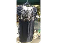 Viyella Dress + Jacket - Size 12