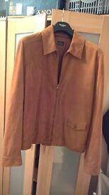 Unworn Paul Smith soft leather jacket