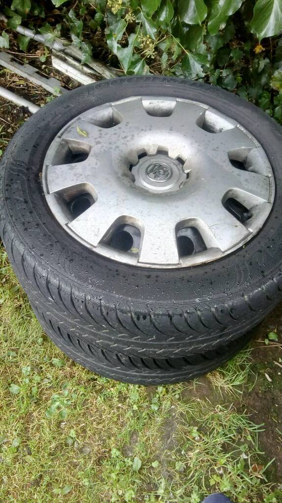 205/55 R16 radial goodride tyres x4
