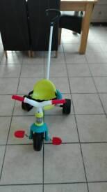 Toddler push bike