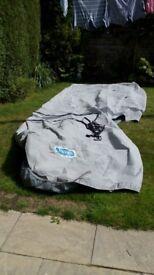 Towsure breathable caravan cover